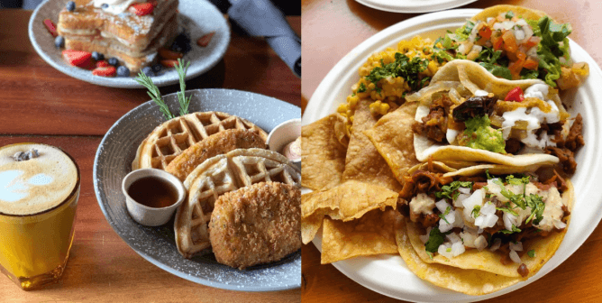 Where to Find Vegan Eats on California's Central Coast