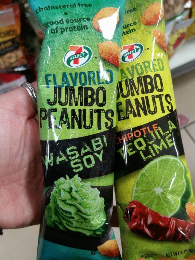 Check Out These 40 Vegan Products At 7 Eleven Peta