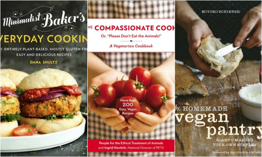 22 vegan cookbooks that will change your cooking game peta