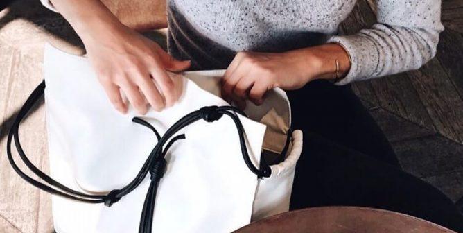 Luxury Brand von Holzhausen Bags Leather, Goes Vegan