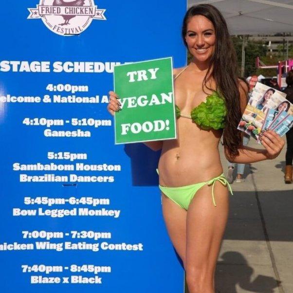 dani a sexiest vegan 2018 winner