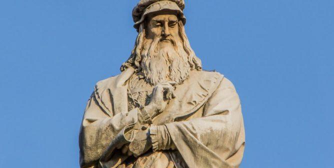 Is Leonardo da Vinci the Forefather of the Animal Rights Movement?