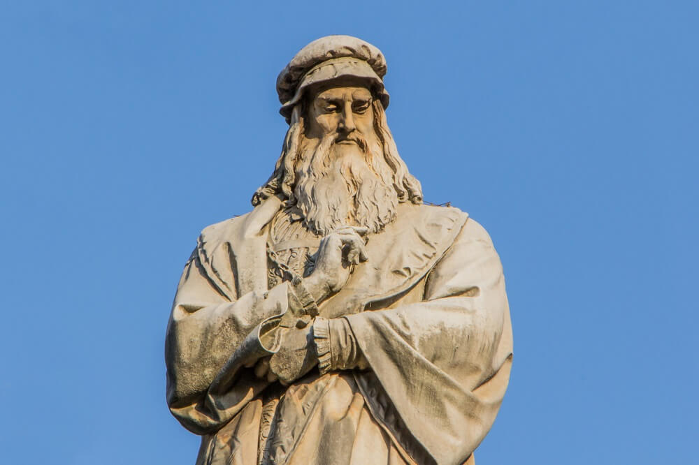 Here's Why Leonardo da Vinci Would Have Supported PETA