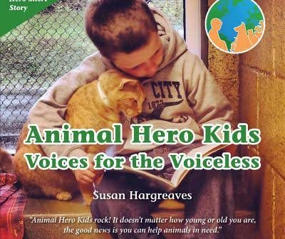 Inspirational Reading Comprehension Passages: Kids Who Are Heroes to Animals
