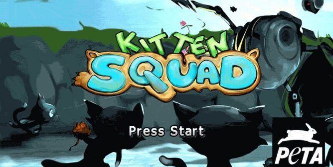 PETA's Kitten Squad Is the First Advocacy Game on Nintendo Switch