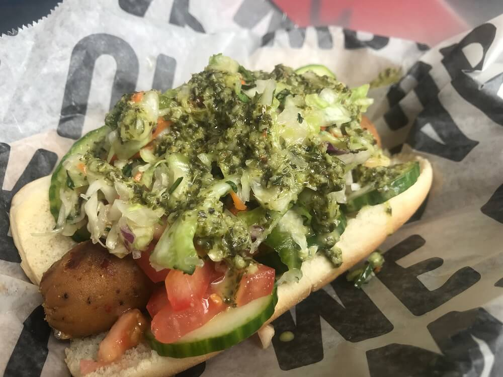 These 10 Mlb Ballparks Scored Huge With Vegan Eats In 2018