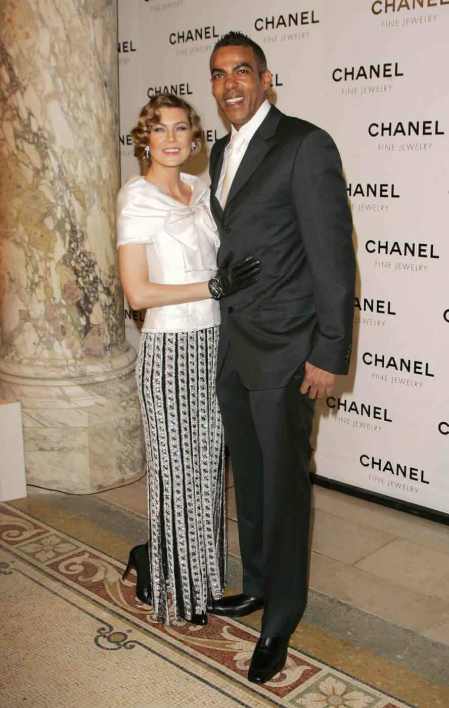 ellen pompeo and her husband chris ivery