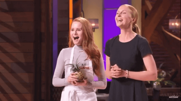 'Riverdale' Star and Gordon Ramsay Face Off in the Kitchen for a VEGAN Challenge!