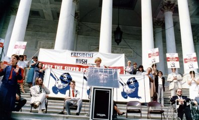 WATCH: PETA President Visits Site of Silver Spring Monkeys' Case 40 Years Later