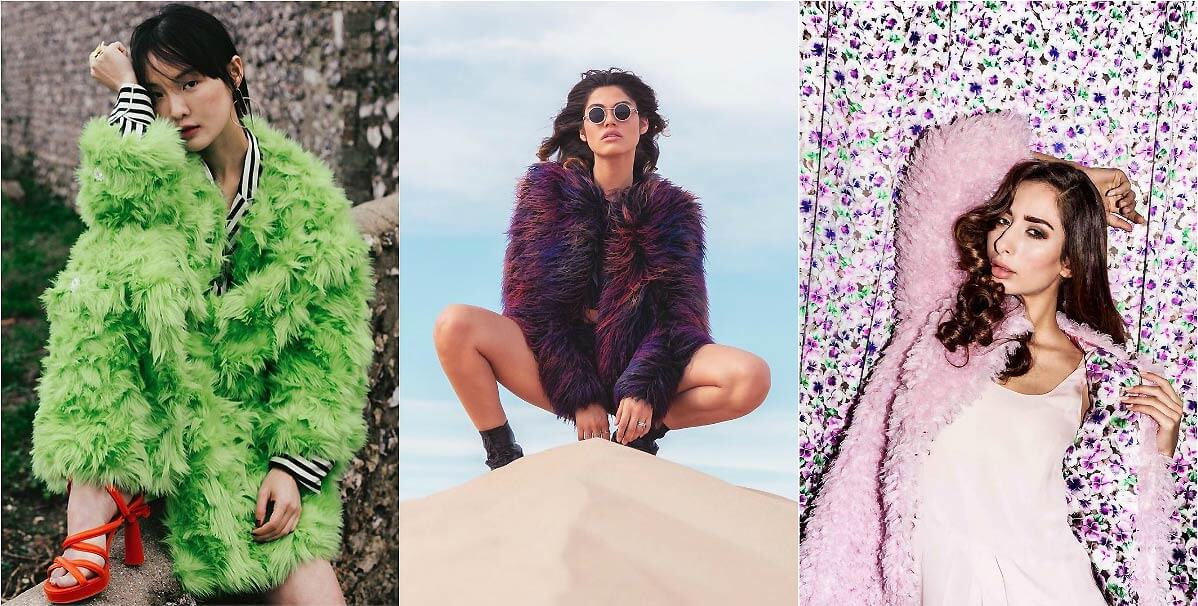 Check Out These Chic Humane Faux Fur Coats Peta