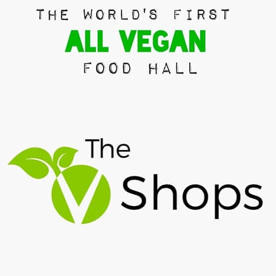 the vshops miami is the world's first all-vegan food / dining hall