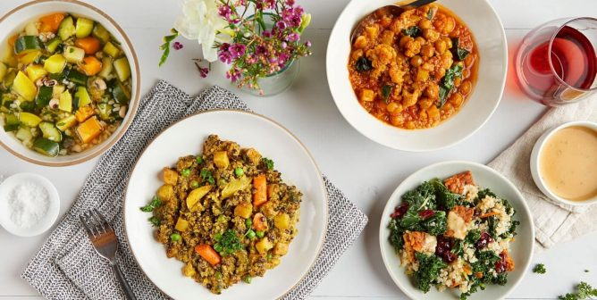 Enter to Win Vegan Meals Delivered Right to Your Doorstep!