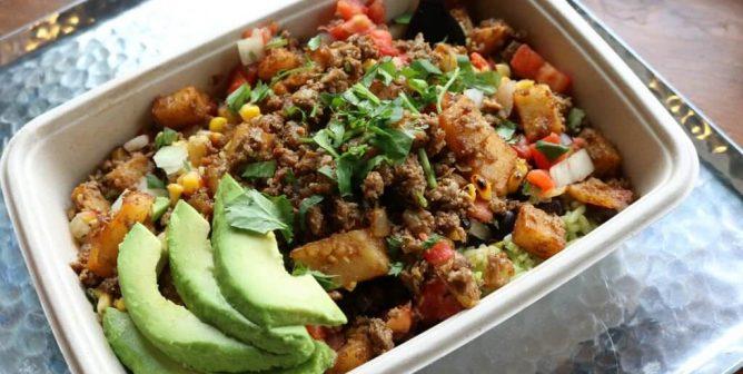 Vegan Fast-Food and Restaurant Options