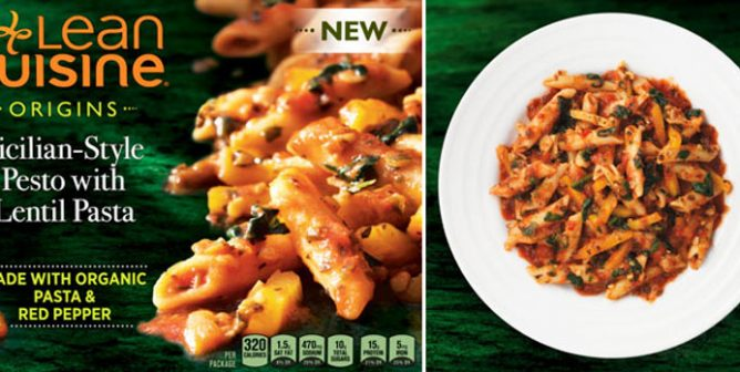 Lean Cuisine Just Added Vegan Entrées, and They Look Delicious