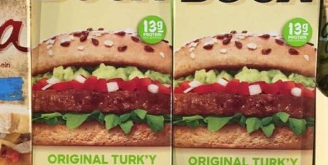 Boca Quietly Releases First-Ever Vegan Turkey Burger