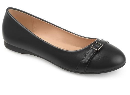 Trudy Flat Shoe by Journee Collection