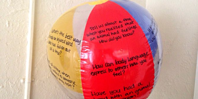 This DIY 'Empathy Ball' Game Will Be a New Favorite Classroom Icebreaker