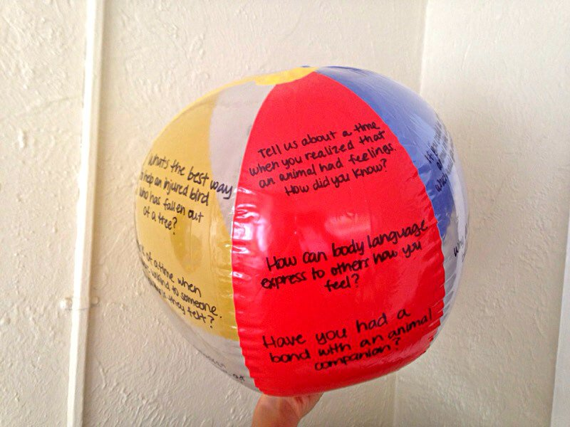 Empathy Lessons Training Police To >> This Diy Empathy Ball Game Will Be A New Favorite Classroom