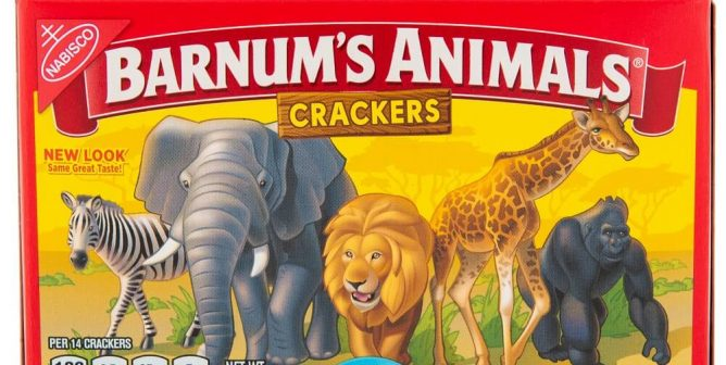 What Barnum's Animals Crackers' New Box Tells Us About Animal Liberation