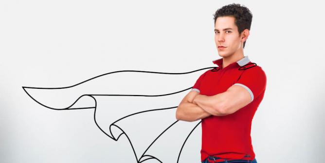 Christian Chávez: Sé un héroe para los animales
