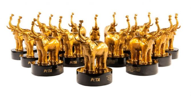 The First-Ever PETA Elly Awards: Celebrating Compassion for Animals in TV