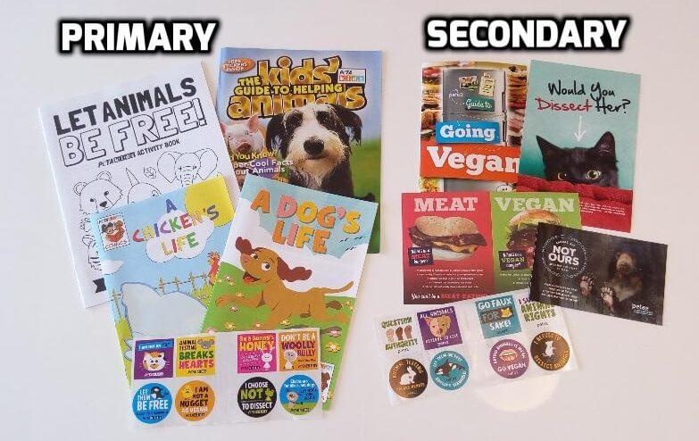FREE Materials for Teachers! | PETA