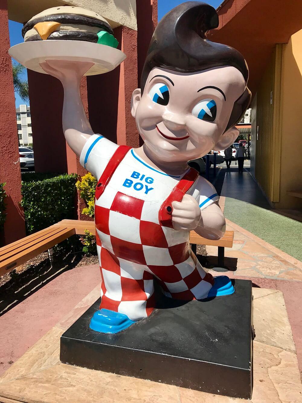 Bob's Big Boy Character