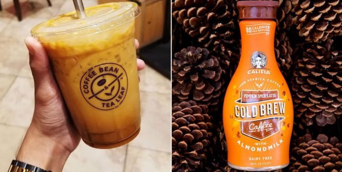 'Fall' in Love With These Vegan Pumpkin Spice Latte Drinks. '