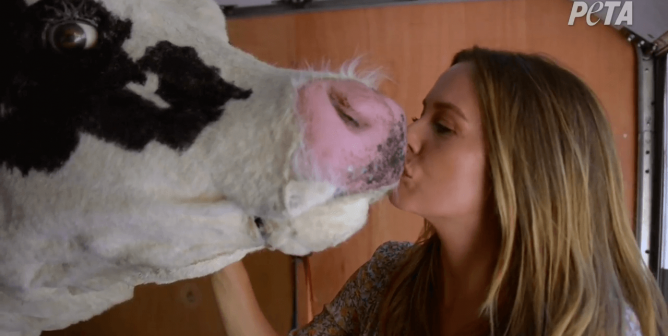Alicia Silverstone Voices Carly the Cow, Who Asks Kids to Ditch Dairy