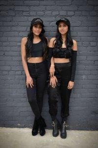 Meg and Komie Vora from Delikate Rayne