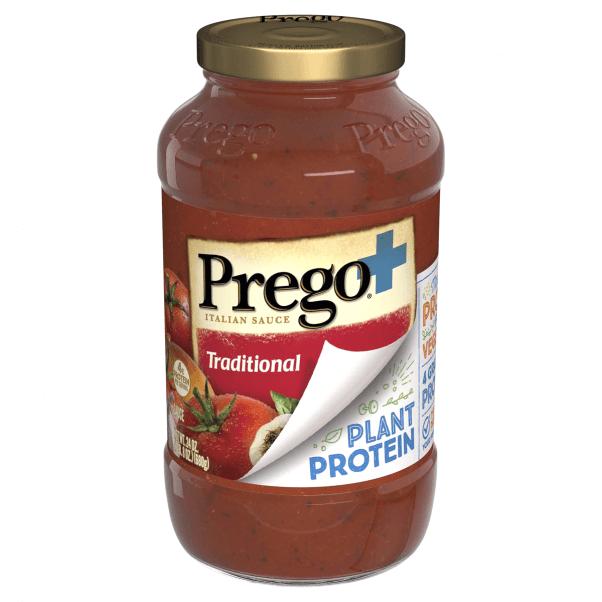 prego vegan meatless sauce