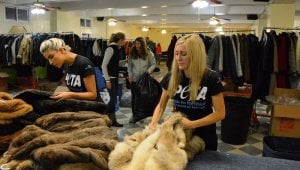 Donate Your Fur to PETA! Buy a Wuxly Movement Coat Instead