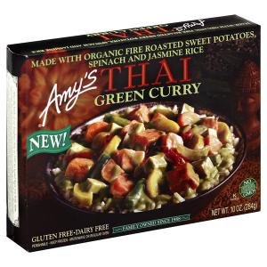 amys thai green curry