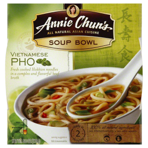 vegan soup bowl from annie chuns