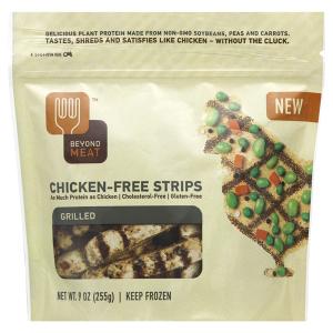 vegan chicken strips from beyond meat