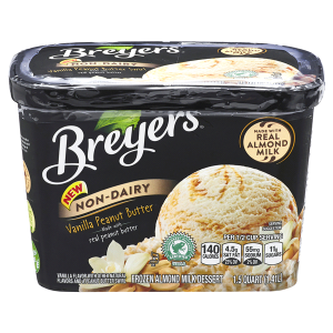 vegan ice cream available at Meijer stores