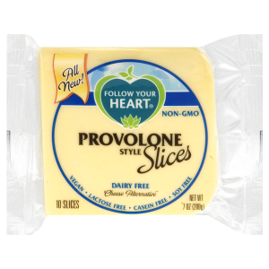 vegan cheese from follow your heart is sold at Meijer stores