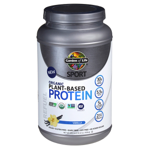 this vegan protein powder is sold at meijer