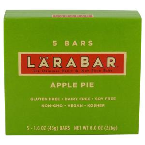vegan snacks at meijer: larabar