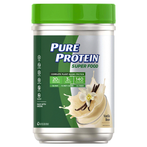 find this vegan protein powder at Meijer stores