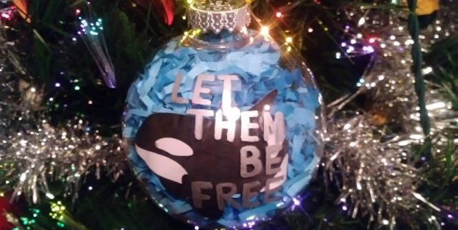 Encourage Peace for Animals With TeachKind's Holiday Ornament Crafts