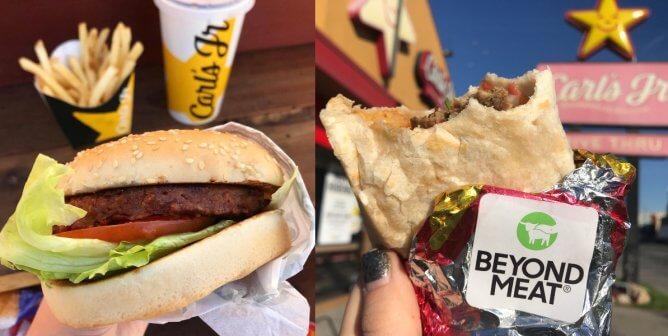 Carl's Jr. Debuts Vegan-Friendly Breakfast Burrito With Beyond Meat