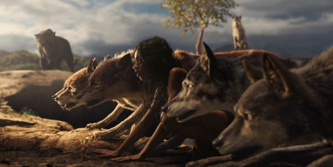 Top 4 Reasons to Add 'Mowgli' to Your Netflix Queue