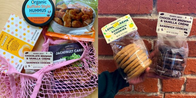 Best Trader Joes Products 2019 17 Unique Vegan Finds at Trader Joe's for Summer 2019 | PETA