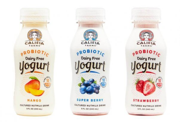 probiotic drinkable vegan yogurt from califia farms