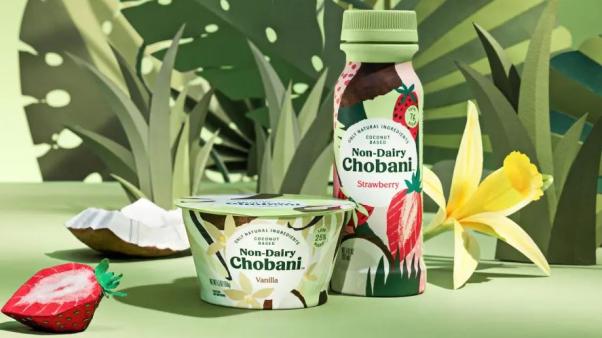 try new non-dairy chobani and other great vegan yogurt brands