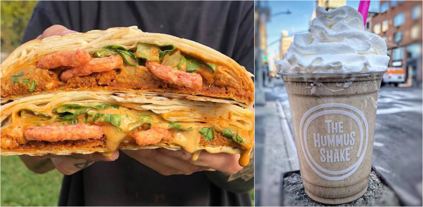 11 Vegan Food Trends to Watch for in 2019
