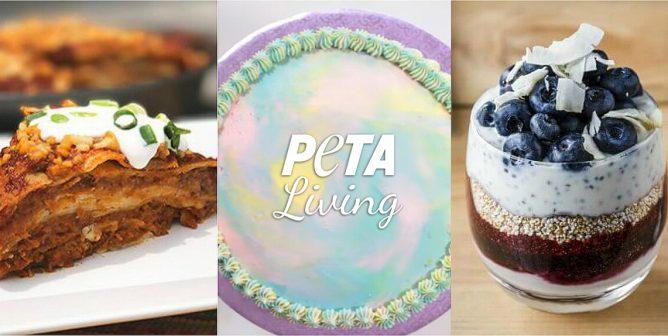 PETA's Most Popular Vegan Recipes of 2018
