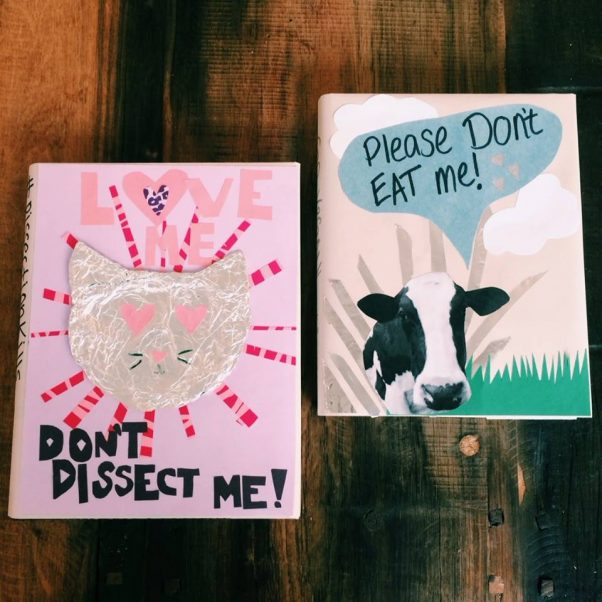 Make your text books animal rights friendly - take action for animals