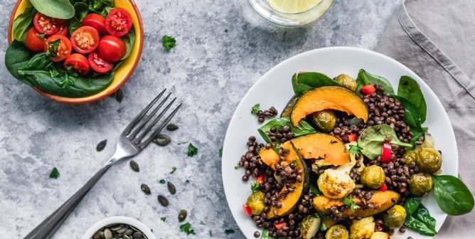 What to Eat for a Happy, Healthy Gut